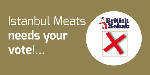 British Kebab Awards – We need your vote
