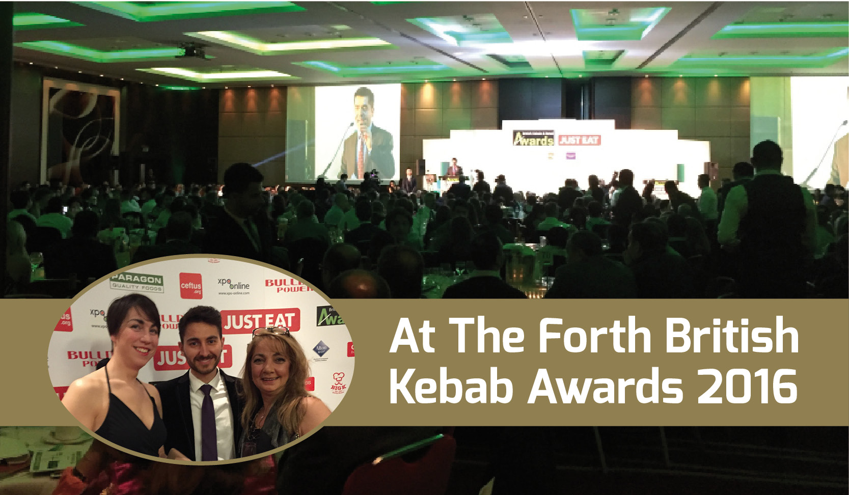 British Kebab Awards 2016