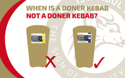 When is a doner kebab not a doner kebab?