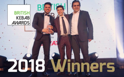 British Kebab Awards Winners 2018